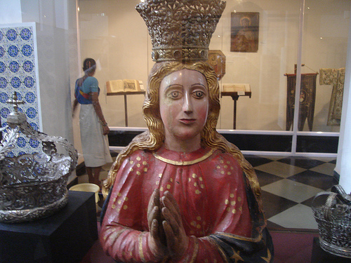 Museum of Christian Art Old Goa
