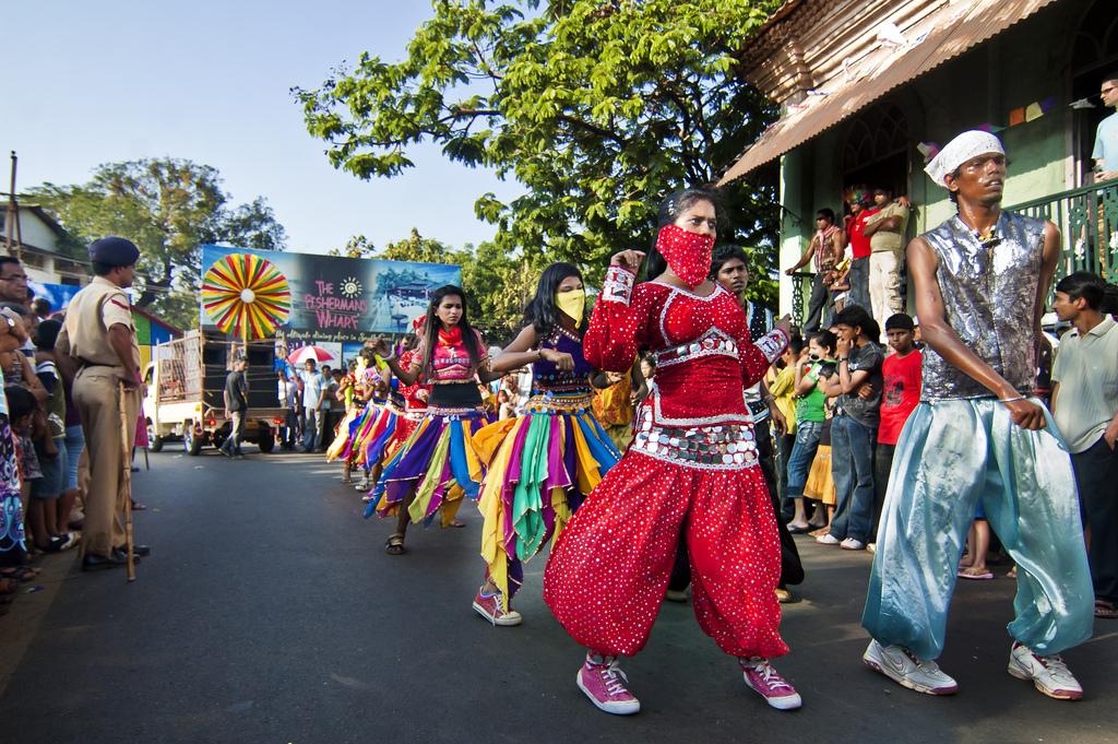 Goa Carnival Panjim