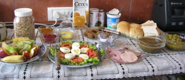 Goan Breakfast Buffet