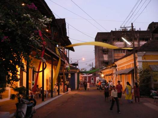 History of Fontainhas, Panjim, Goa